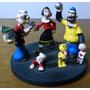 Turma Popeye - Material Resina 8 Cm De Altura