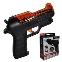 Playstation 3 Move Shooter, Arma, Pistola, Psmove, Ps3