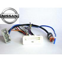 Plug,conetor Dvd+antena Nissan Frontier,tiida,march,livinia