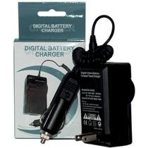 Carregador Bateria Nikon En-el3 En-el3e P/ D80 D90 D200 D300