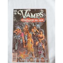 Vamps - Hollywood Na Veia - Nº1 (g 62)