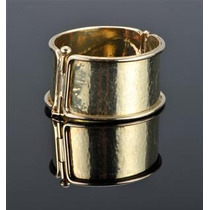 Esplendoroso Bracelete Em Ouro Amarelo 18 Quilates!!
