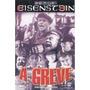 Dvd A Greve - Seregei Eisennstein - Cinema Sovietico - Novo