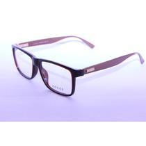 Armação Gucci Óculos Para Óculos Para Grau Frete Grátis