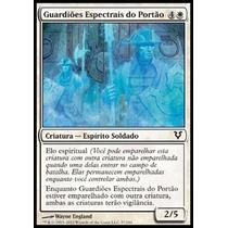 X4 Guardiões Espectrais Do Portão / Spectral Gateguards