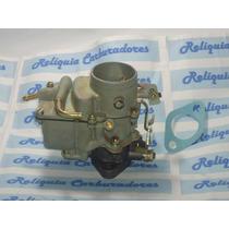 Carburador Corcel 1 / Belina1 Md. Dfv Weber Base De Ferro