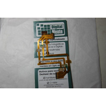 Flat Flex Cable Sony Dcr-sr32, Sr32 Do Display Lcd Fp-610