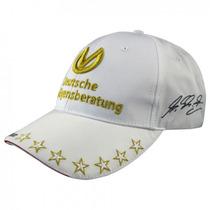 Novo Boné Michael Schumacher Dvag 2014 - Edição Limitada