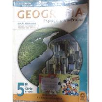 Livro Geografia Espaço E Vivência 5ª Série 6º Ano - Levon Bo