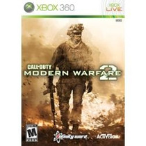 Jogo Ntsc Xbox 360 Call Of Duty Modern Warfare 2 Mw2 C/bonus