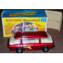 Mb Matchbox Lesney Superfast Freeman Inter City #22 C/ Box *