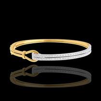 Bracelete Em Ouro Amarelo 18 K Mais Brilhantes !!!