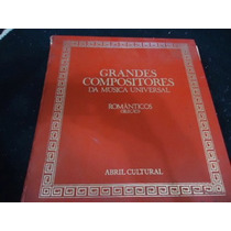 Colecao Abril-grandes Compositores Da Musica Universal