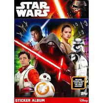 Figurinhas Avulsas Star Wars Editora Topps 2016 Coleção