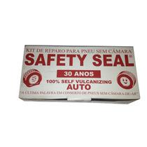 Kit Reparo Pneu Sem Câmara - Legítimo Safety Seal + 15 Refis