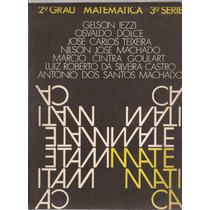 Livro Matemática 2º Grau 3ª Série
