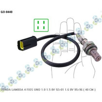 Sonda Lambda Fiat Fiorino Pick-up Lx 1.6 8v 95/96 - Gauss