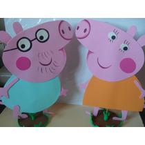 Kit Festa 32 Peças Peppa Pig