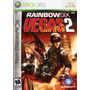 Game Xbox360 Tom Clancy´s - Rainbow Six Vegas 2