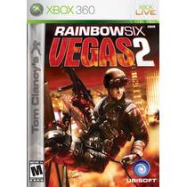 Game Xbox360 Tom Clancy´s - Rainbow Six Vegas 2