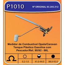 Medidor De Combustivel Opala/ Caravan Tanque Plastico Gas.