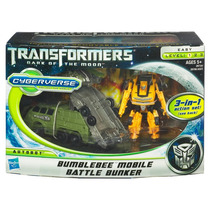 Transformers - Bumblebee Mobile Battle Bunker - Box