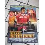Cartaz Filme Driven Sylvester Stallone Alta Velocidade
