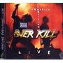 Cd - Overkill - Wrecking Everything - Lacrado Original