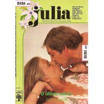 Julia Florzinha O Ultimo Adeus Joyce Dingwell Edição N°112