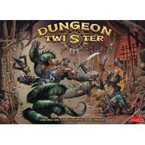 Dungeon Twister 2 Prison - Jogo De Tabuleiro Imp. - Asmodee