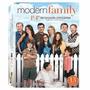 Modern Family 1ª A 4ª Temporada - Box Com 13 Dvds - Original