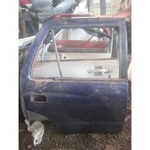 Porta Traseira Direita Da Toyota Hilux Antiga