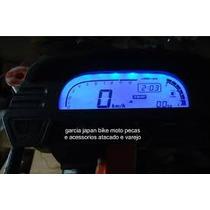 Painel Xre 300 Original Honda Leds 3g Azul Alto Brilho