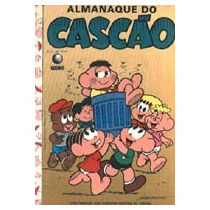 Almanaque Do Cascão Nº 4 Ed Globo Raríssimo