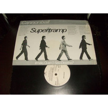 Lp Vinil Supertramp - Cannonball Promo Invendavel Raro