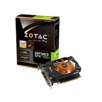 Geforce Zotac Gtx 750ti 1gb Ddr5 128bits Zt-70603-10m