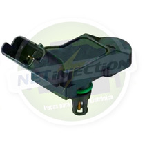 Map Peugeot 206/307 1.6 16v 02 Citroen C3 1.4 8v 0261230043