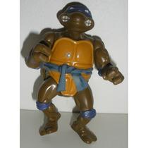 Boneco Tartarugas Ninjas Brinquedo Antigo Super Heróis Tv
