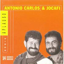 Cd Antonio Carlos & Jocafi - 14 Grandes Sucessos - Aplauso