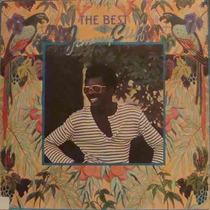 Jimmy Cliff Lp The Best Of Jimmy Cliff -1977