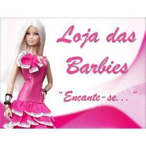 Monte Seu Kit * Roupas Sapatos Acessórios Para Boneca Barbie