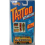 Hot Wheels Tattoo Machine Rapid Transit (lacrado)