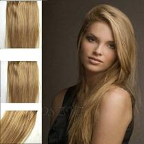 Alongamento Aplique Tic Tac Fibra Japonesa 60cm=cabelo 27#