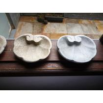 Saboneteira Em Pedra Sabão Barroca Linda 18 Cm Frete Grátis