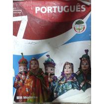 Livro Português 7 Projeto Araribá-áurea Regina Kanashiro (1)