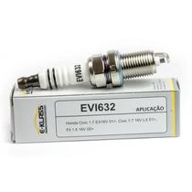 Vela Ignição Civic 1.5/1.6/1.7 16v E Accord 2.2/2.4 -zfr5j11