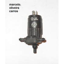 Motor De Reservatório Agua Esguicho Limpador Fiat Idea