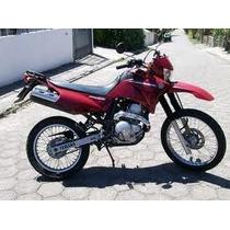 Protetor Curva Do Escapamento Lander 250cc Yamaha