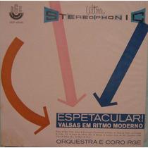 Orquestra & Coro Rge - Espetacular Valsas Em Ritmo Moderno