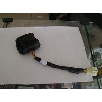 Retificador Regulador Voltagem Dafra Kansas 150 Original